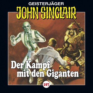 Jason Dark: John Sinclair, Folge 107: Der Kampf mit den Giganten, Teil 3 von 3