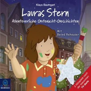 Klaus Baumgart, Cornelia Neudert: Lauras Stern - Tonspur der TV-Serie, Teil 11: Abenteuerliche Gutenacht-Geschichten