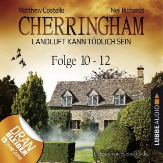 Matthew Costello, Neil Richards: Cherringham - Landluft kann tödlich sein, Sammelband 04: Folge 10-12