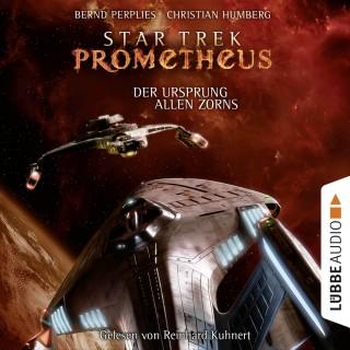 Bernd Perplies, Christian Humberg: Star Trek Prometheus, Teil 2: Der Ursprung allen Zorns