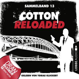Oliver Buslau, Jürgen Benvenuti, Peter Mennigen: Cotton Reloaded, Sammelband 13: Folgen 37-39