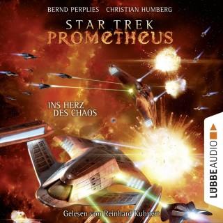 Bernd Perplies, Christian Humberg: Star Trek Prometheus, Teil 3: Ins Herz des Chaos (Ungekürzt)