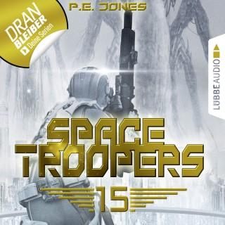 P. E. Jones: Space Troopers, Folge 15: Eiskalt