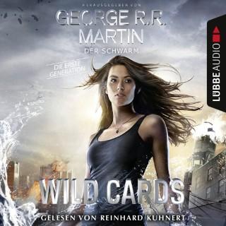 George R.R. Martin: Der Schwarm - Wild Cards - Die erste Generation 2 (Ungekürzt)