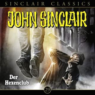 Jason Dark: John Sinclair - Classics, Folge 29: Der Hexenclub
