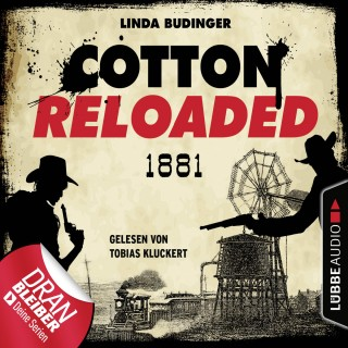 Linda Budinger: Jerry Cotton, Cotton Reloaded, Folge 55: 1881 - Serienspecial (Ungekürzt)