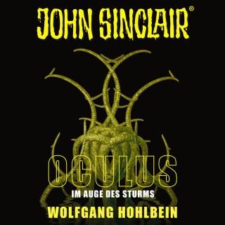 Wolfgang Hohlbein: John Sinclair, Sonderedition 8: Oculus - Im Auge des Sturms