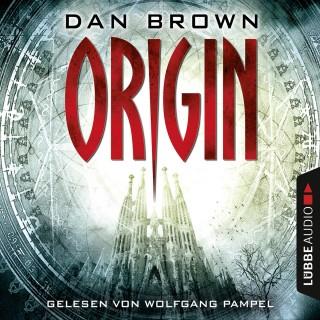 Dan Brown: Origin - Robert Langdon 5 (Gekürzt)
