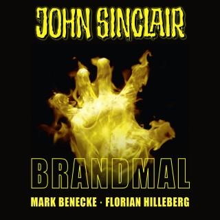 Mark Benecke, Florian Hilleberg: John Sinclair, Sonderedition 7: Brandmal