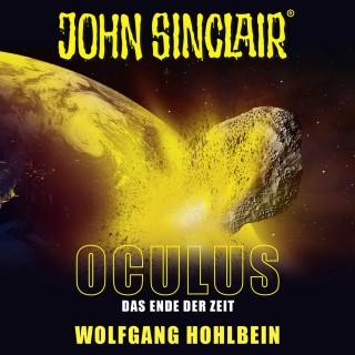 Wolfgang Hohlbein: John Sinclair, Sonderedition 9: Oculus - Das Ende der Zeit