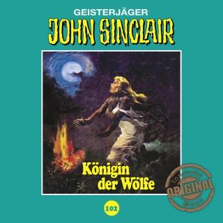 Jason Dark: John Sinclair, Tonstudio Braun, Folge 102: Königin der Wölfe. Teil 2 von 2