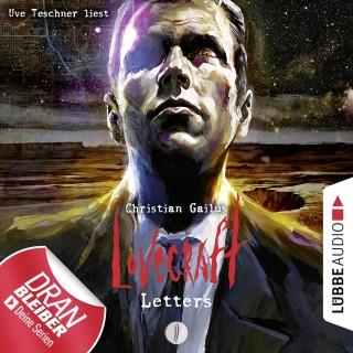 Christian Gailus: Lovecraft Letters - Lovecraft Letters, Folge 2 (Ungekürzt)