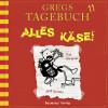 Jeff Kinney: Gregs Tagebuch, 11: Alles Käse! (Hörspiel)