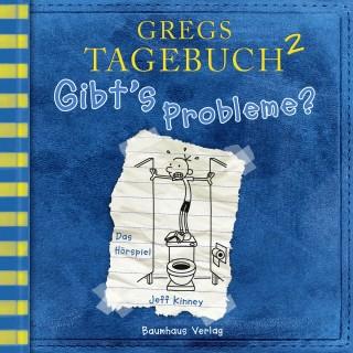 Jeff Kinney: Gregs Tagebuch, 2: Gibt's Probleme? (Hörspiel)