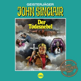 Jason Dark: John Sinclair, Tonstudio Braun, Folge 103: Der Todesnebel