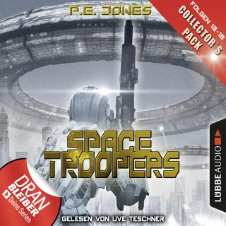 P. E. Jones: Space Troopers, Collector's Pack: Folgen 13-18 (Ungekürzt)