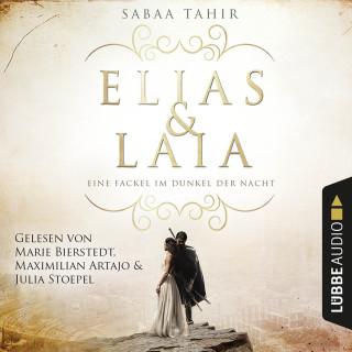 Sabaa Tahir: Eine Fackel im Dunkel der Nacht - Elias & Laia, Band 2 (Ungekürzt)