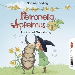 Sabine Städing: Petronella Apfelmus - Lucius hat Geburtstag (Lizenzausgabe McDonald's)