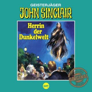 Jason Dark: John Sinclair, Tonstudio Braun, Folge 107: Herrin der Dunkelwelt