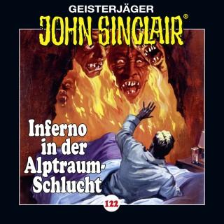 Jason Dark: John Sinclair, Folge 122: Inferno in der Alptraum-Schlucht. Teil 4 von 4