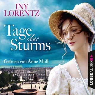 Iny Lorentz: Tage des Sturms (Gekürzt)