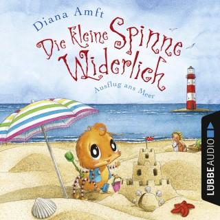 Diana Amft: Die kleine Spinne Widerlich - Ausflug ans Meer (Ungekürzt)