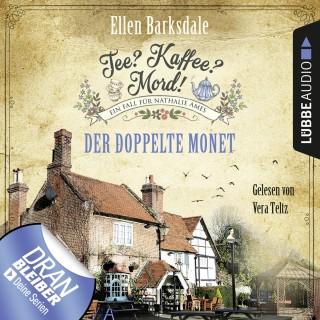 Ellen Barksdale: Nathalie Ames ermittelt - Tee? Kaffee? Mord!, Folge 1: Der doppelte Monet (Ungekürzt)