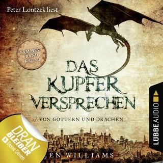 Jen Williams: Das Kupferversprechen - Von Göttern und Drachen - Die Kupfer Fantasy Reihe, Sammelband: Folgen 1-4 (Ungekürzt)