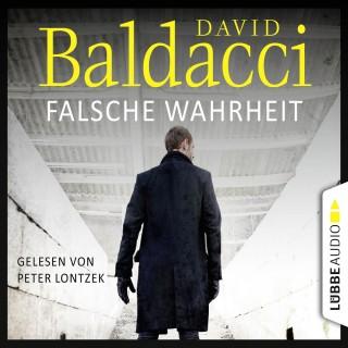 David Baldacci: Falsche Wahrheit - Will Robies vierter Fall - Will Robie 4 (Ungekürzt)