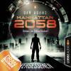 Dan Adams: Manhattan 2058, Folge 3: Die Vergessenen (Ungekürzt)
