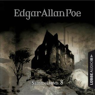 Edgar Allan Poe: Edgar Allan Poe, Sammelband 8: Folgen 22-24
