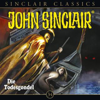 Jason Dark: John Sinclair, Classics, Folge 34: Die Todesgondel