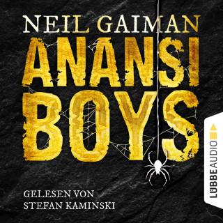 Neil Gaiman: Anansi Boys (Ungekürzt)