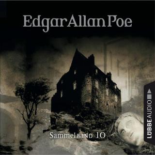 Edgar Allan Poe: Sammelband 10: Folgen 28-30 (Ungekürzt)