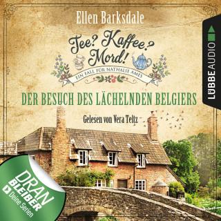 Ellen Barksdale: Nathalie Ames ermittelt - Tee? Kaffee? Mord!, Folge 4: Der Besuch des lächelnden Belgiers