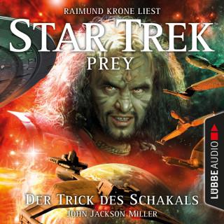 John Jackson Miller: Der Trick des Schakals - Star Trek Prey, Teil 2 (Ungekürzt)