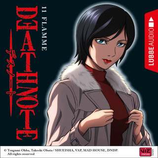 Tsugumi Ohba: Death Note, Folge 11: Flamme (Hörspiel)