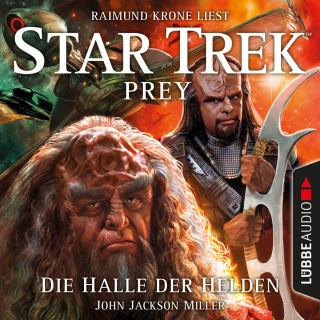 John Jackson Miller: Die Halle der Helden - Star Trek Prey, Teil 3