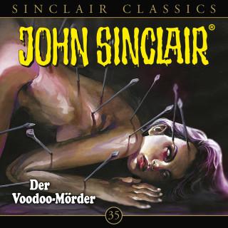 Jason Dark: John Sinclair, Classics, Folge 35: Der Voodoo-Mörder