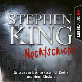 Stephen King: Nachtschicht - 20 Erzählungen (ungekürzt)