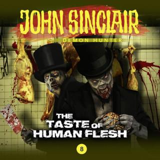 Gabriel Conroy: John Sinclair Demon Hunter, 8: The Taste of Human Flesh