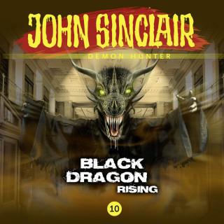 Gabriel Conroy: John Sinclair Demon Hunter, 10: Black Dragon Rising