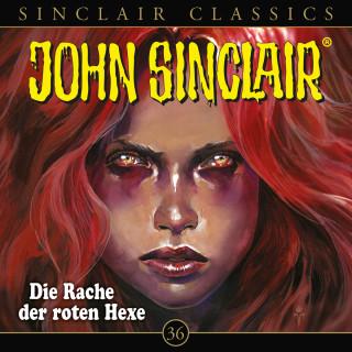 Jason Dark: John Sinclair, Classics, Folge 36: Die Rache der roten Hexe