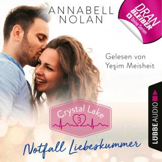 Annabell Nolan: Crystal Lake, Folge 3: Notfall Liebeskummer (Ungekürzt)