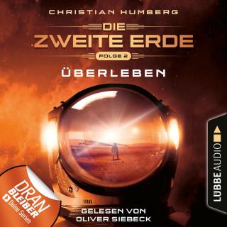 Christian Humberg: Mission Genesis - Die zweite Erde, Folge 2: Überleben (Ungekürzt)