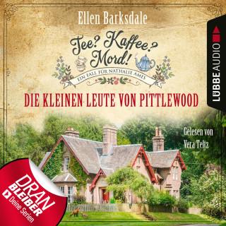 Ellen Barksdale: Nathalie Ames ermittelt - Tee? Kaffee? Mord!, Folge 10: Die kleinen Leute von Pittlewood (Ungekürzt)