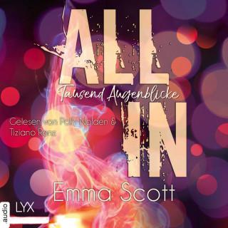 Emma Scott: Tausend Augenblicke - All-In-Duett 1 (Ungekürzt)