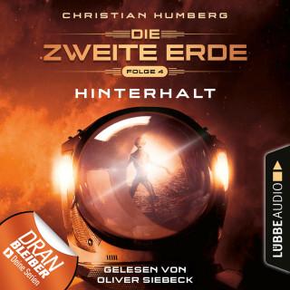 Christian Humberg: Mission Genesis - Die zweite Erde, Folge 4: Hinterhalt (Ungekürzt)