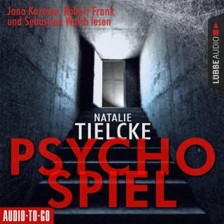 Natalie Tielcke: Psychospiel (Ungekürzt)