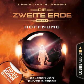 Christian Humberg: Mission Genesis - Die zweite Erde, Folge 6: Hoffnung (Ungekürzt)